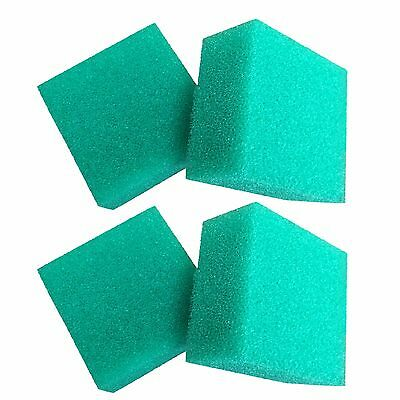 Compatible Nitrate Filter Foams Pads for Juwel Compact Filter 2/4/8/16 Pack