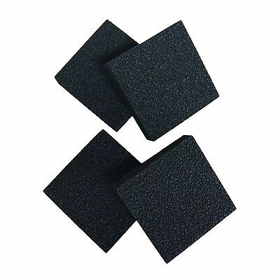 Compatible Carbon Filter Foams Pads for Juwel Compact Filter 2/4/8/16 Pack