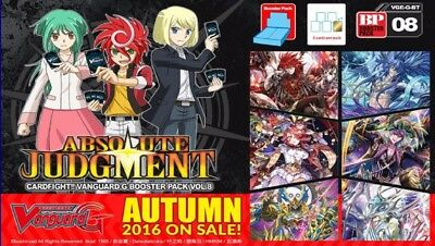 Cardfight!! Vanguard G-BT08 Gold Paladin common set (4 of each card)