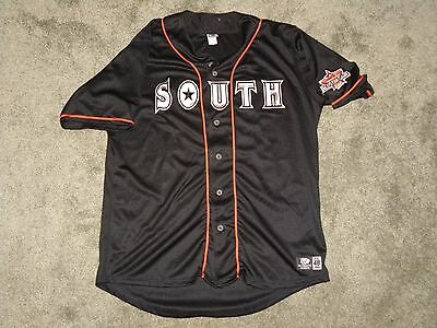 Taylor Whitenton 2011 SAL League All-Star Game Worn & Signed Jersey - NY Mets