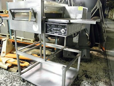 "Lincoln 1162 18"" Conveyor Toaster Sandwich Bread Pizza Oven 208 V 3 Phase"