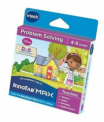 VTech Innotab and InnoTV Doc McStuffins Electronic Toy new & sealed