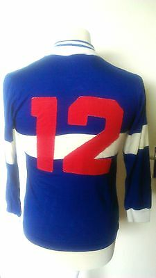 Vintage 1980's (Laois) No. 12 GAA Connolly Gaelic Football Jersey (10-11 Years)