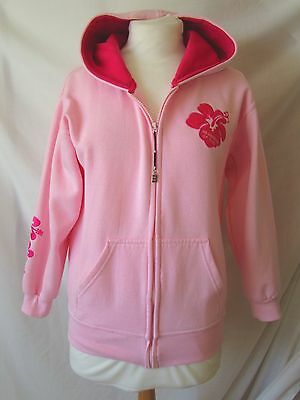 ELLIE Pink St Ives Hooded Sweatshirt Hoodie age 12-13 years Soft & Comfy
