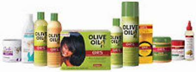 Organic Root Stimulator Organic Olive Oil Hair Care Products /fast Hair Growth