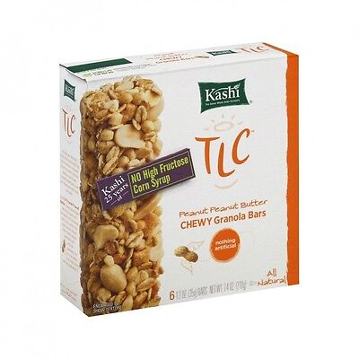 Kashi 31732 Tlc Peanut Butter Chewy Bar. Delivery is Free