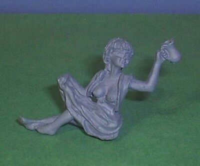 Toy Soldiers American Revolution Woman #5 54 Mm