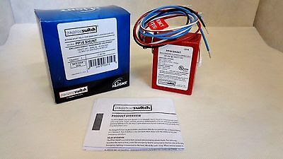 NEW SensorSwitch PP16 Bypass Shunt Relay for Emergency Lighting Control 120/277