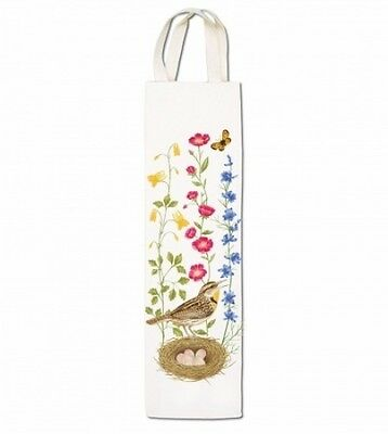 Alices Cottage AC25437 Meadowlark Wine Caddy. Shipping is Free