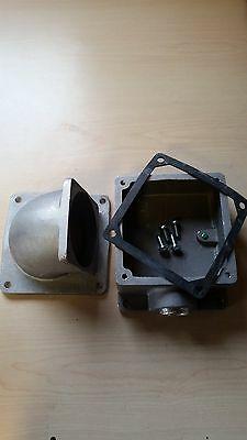 """CROUSE-HINDS AJ 46 Condulet 1-1/4"""" Conduit Outlet Box & Angle Adapter AJA 6"""