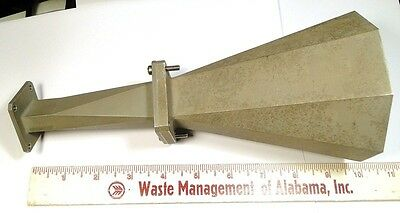 Waveguide Wr-90 Antenna Assembly - Circularly Polarized? - *excellent*condition*