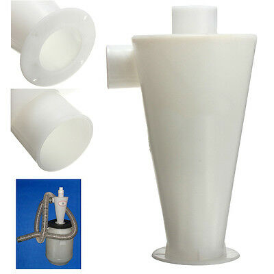 High Efficiency Cyclone Powder Dust Collector Filter Top Quality For Vacuums New