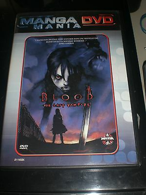 Dvd Blood The Last Vampire - French Edition