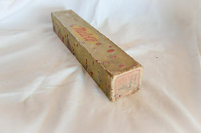 Boxed antique MELOTO pianola, player piano roll: MOONLIGHT ON THE COLORADO