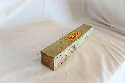 Boxed antique MELOTO pianola, player piano roll: IN OLD MADRID 31847A Foxtrot
