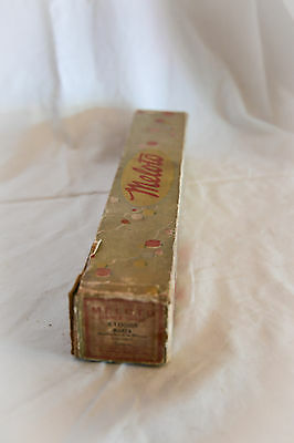 Boxed antique MELOTO pianola, player piano roll: MARTA 41008A Fox-Trot