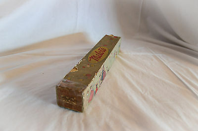 Boxed antique MELOTO pianola, player piano roll: