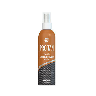 Pro Tan Overnight Competition Colour 250ml Spray Tanning 2924