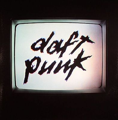 DAFT PUNK - Human After All - Vinyl (gatefold 2xLP)