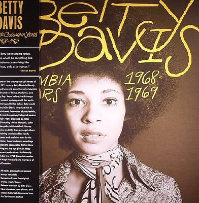 DAVIS, Betty - The Columbia Years 1968-1969 - Vinyl (LP)