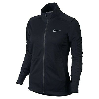 Nike Hyperadapt Storm-Fit Ladies Golf Lightweight Jacket ~ 685442 010 ~ Size L