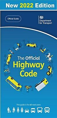 Official Dvsa Highway Code Book Valid For 2017 Tests