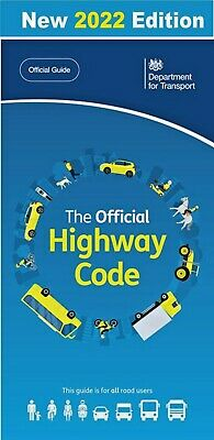 Official Dvsa Highway Code Book Valid For 2019 Tests