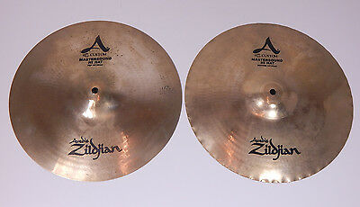 "Zildjian A-Custom 14"" Mastersound Hi-Hat Cymbal Becken"