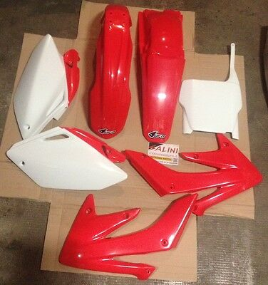 KIT carene UFO HONDA CRF 250 2004 - 2005