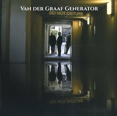 Van Der Graaf Generator Do Not Disturb Vinile Lp Nuovo Sigillato !