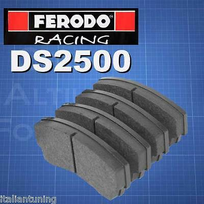 Pastiglie Ferodo Racing DS2500 FCP1370H Brake Pads Peugeot 206 2.0 HDI / S16 /CC