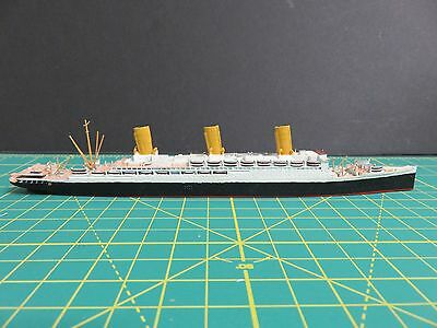 Mercator Vaterland German Passenger Liner Metal Alloy Scale Model Ship M402 #34