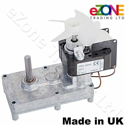 Made in England Electric Motor for Archway & Various Doner Kebab Grill