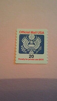Postal Savings Stamp Issue Stamp 1983 Single O135 Mint Never Hinged#