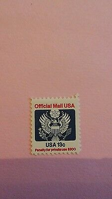 Postal Savings Stamp Issue Stamp 1983 Single O129 Mint Never Hinged#
