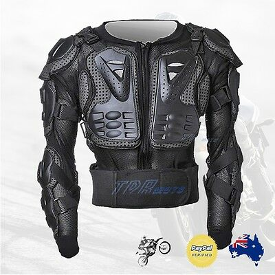 New Body Armour Motorcycle Motocross Dirt bike MX Pressure Suit Kid/Adult Size