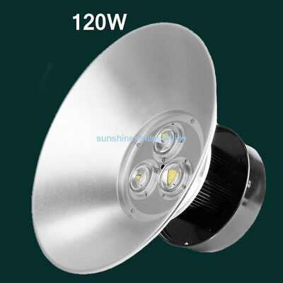120W High Bay Light LED Warehouse Industrial Factory Commercial Warehouse Light
