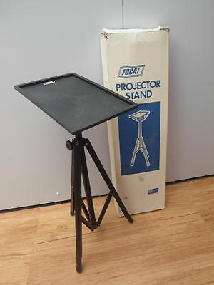 FOCAL Projector STAND Adjustable TILTS Tripod LIKE New BOXED Adelaide