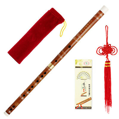 1pc Traditional Chinese Musical Instrument handmade Bamboo Flute/dizi (C,D,E,F,G