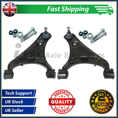 Land Rover Discovery 3 Front Upper control arm suspension Kit (pair/wishbone)