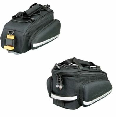 Topeak Rx Trunk Bag Ex With Quick Rx Mount - Black