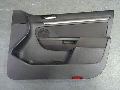 *vw Golf Mk5 2004-2009 Driver Right Front Door Card Electric