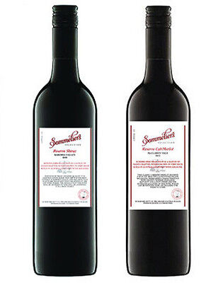Sommeliers Selection Shiraz & Cabernet Merlot Mixed Pack