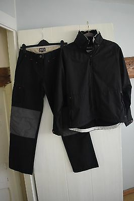 Musto Evolution women's sailing jacket & trousers Size 10 regular