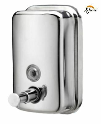 Hand Liquid Soap Dispenser Wall mounted stainless steel 500ml Capacity