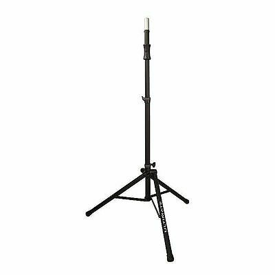 Ultimate Support TS100B Air Powered Tripod Speaker Stand (black, single)