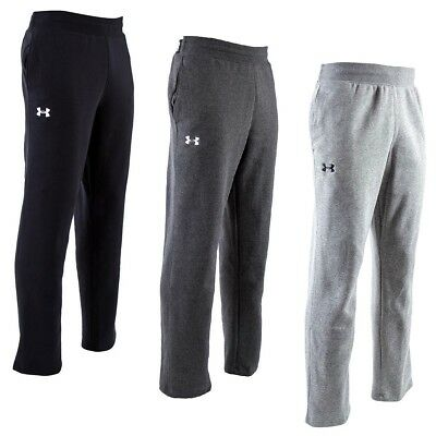 Under Armour Storm Cotton Uncuffed Pant Herren Fitness Hose Sporthose