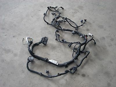2010 Mitsubishi Lancer DE 2.0L Engine Wiring Harness Genuine OEM