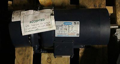 Leeson Electric motor C145T17FK25D *refer to pic for specs*