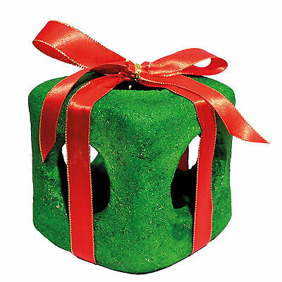 Rosewood Christmas Xmas Tumble N Hide Gift Parcel For Small Animals